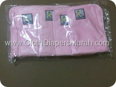 Pink Pack of 5