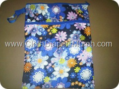 Enphilia Wet Bag Biru