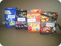 Enphilia Wet Bag Lipat