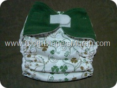 New Enfiesta Green Floral