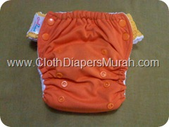 Cluebebe Pants Orange