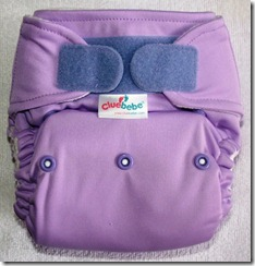 Cluebebe Soft Purple
