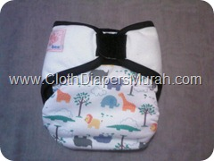 Bee Diapers Zoo